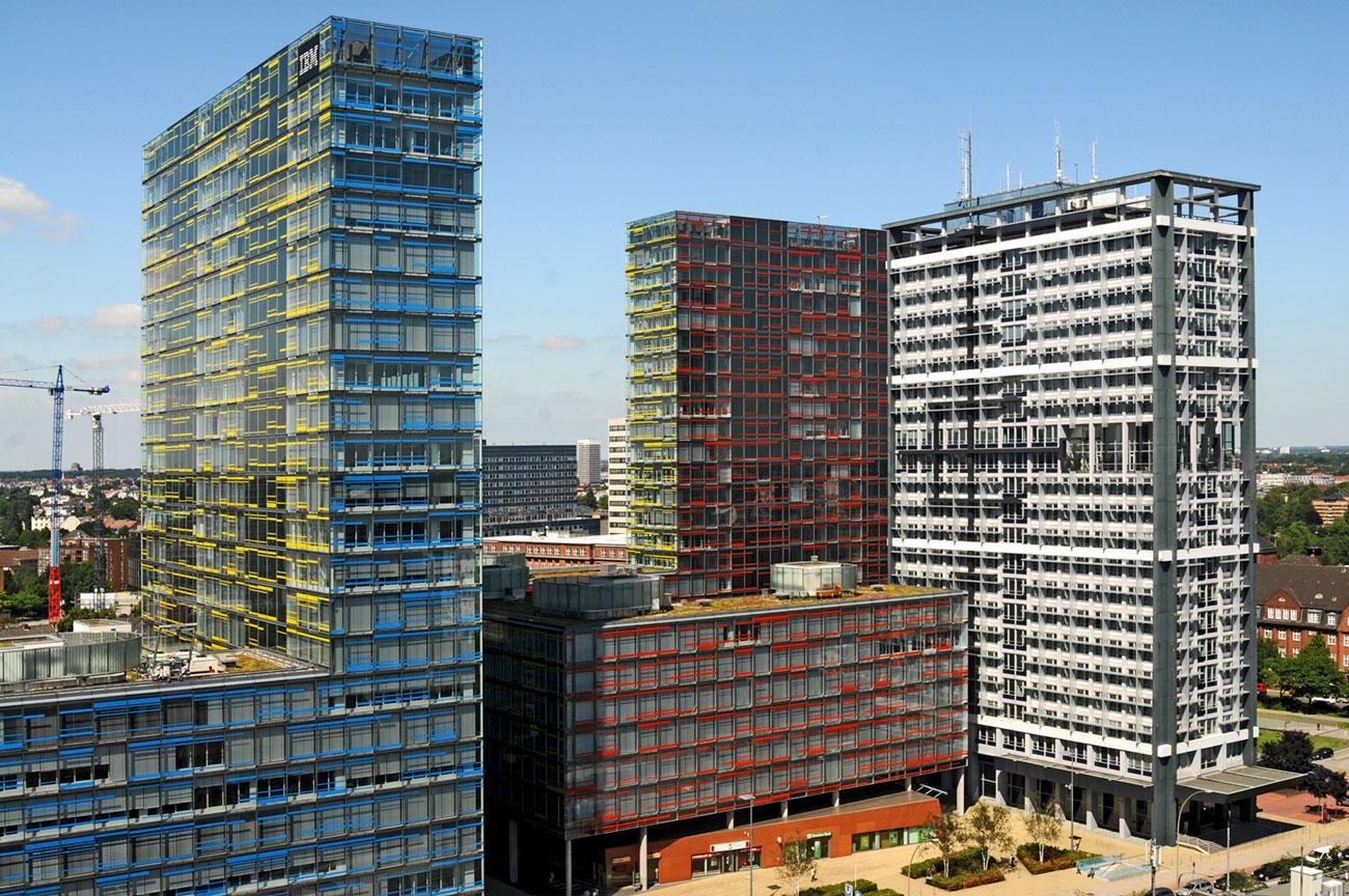 Beim Strohhause 8 Hamburg